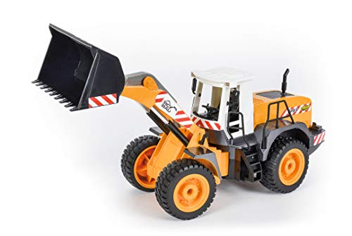 RC Baufahrzeug kaufen Baufahrzeug Bild 1: Carson 500907283 1:20 Radlader 2.4G 100% RTR*