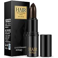 Cubrecanas y raíces al instante, retoca raíces y canas natural BIOAQUA. Hair Bar Paint. Para Cabello y Barba. Color Marrón
