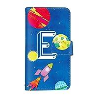 スマ通 Xperia X Compact SO-02J 国内生産 カード スマホケース 手帳型 SONY ソニー エクスペリア エックス コンパクト 【5-E】 宇宙 q0004-v0060