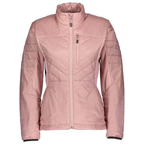 Scott W Insuloft Light Jacket Pink, Damen Daunen Jacke, Größe XL - Farbe Pale Purple
