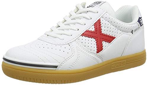 Munich Jungen G 3 Kid Profit 94 Sneakers, Weiß, 35 EU