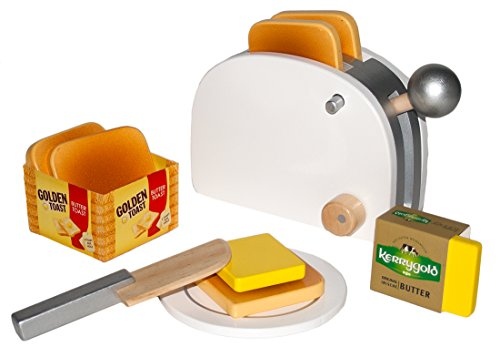 Christian Tanner 0993.4 - Golden Toast Set