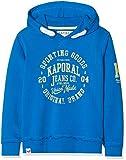KAPORAL ANOY Sweat-Shirt, Bleu (Malibu Malib), (Taille Fabricant:14 Ans) Garçon