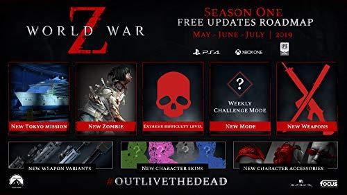 World War Z, PS4
