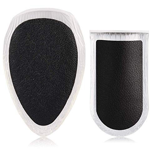 Sufy 2 Pack 2-Layer Premium Silicone Makeup Sponge   Tear Drop & Mini Sponge Combo Pack   Washable 2-in-1 Silisponge Cosmetic Beauty Tools Blender with Leather and Smooth Surface [black]