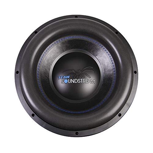 "Soundstream X5.15 Team 15"" Tarantula 7500W Dual 1 Ohm Subwoofer Bass Speaker"