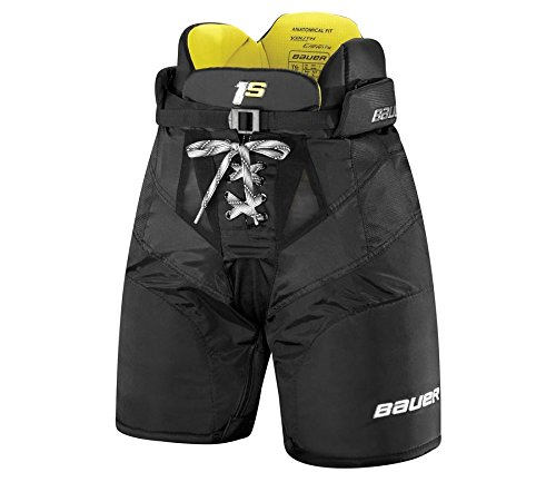 Bauer Supreme 1S Eishockeyhose Navy (Bambini/Youth S)