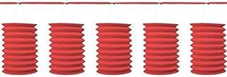 Lanterne RougeGarlandDécoration(Pack de8 lumières)