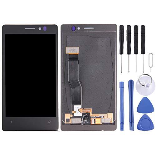 Nokia Spare Display LCD + Touch Panel for Nokia Lumia 925 (Nero) Nokia Spare