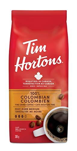 Tim Hortons 100% Colombian Dark ...