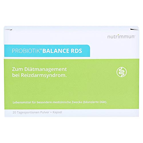 PROBIOTIK balance RDS 20x2 g+20 Kapseln Kombipack. 1 Packung