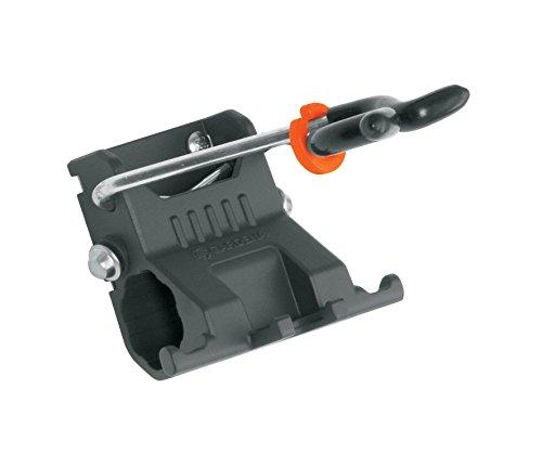 Gardena combisystem-Einzelhalter: Platzsparende Aufbewahrung für Gardena combisystem-Geräte und -Zubehör, als Ergänzung zum Gardena Gerätehalter oder zur separaten Anbringung an der Wand (3503-20)