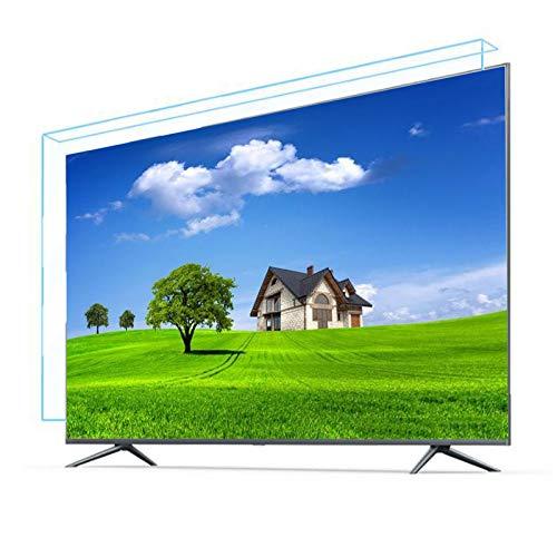 JANEFLY Computerbildschirm Anti-blaulichtfilter Und Schutzfolie, Hängende Blendschutzfolie Anti-kratzfilter, Geeignet Für Rahmenlosen Lcd-led-plasma-3d-hd-fernseher,55