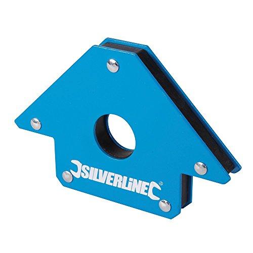 Silverline 868731 Magnete di saldatura 100 mm