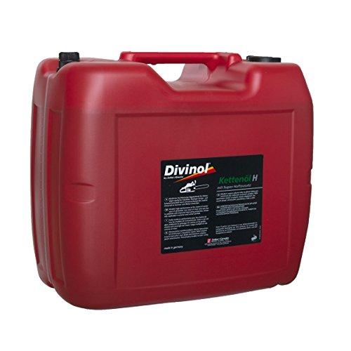 Divinol Kettenöl H 1x20 Liter Sägekettenöl Haftöl Sägekettenhaftöl