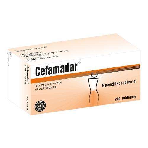 CEFAMADAR 200St Tabletten PZN:7423867