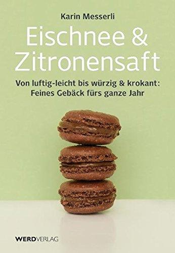 Eischnee & Zitronensaft