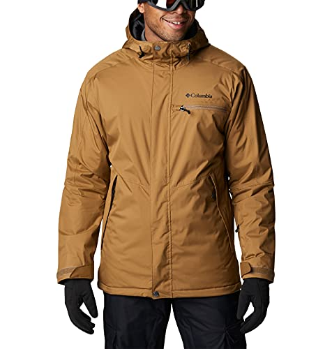 Columbia Men's Valley Point Jacket, Delta, Large