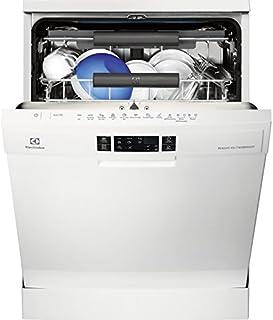 Electrolux ESF8560ROW Independiente 15cubiertos A++ lavavajilla - Lavavajillas (Independiente, Blanco, Tamaño completo (60 cm), Blanco, Botones, LCD)