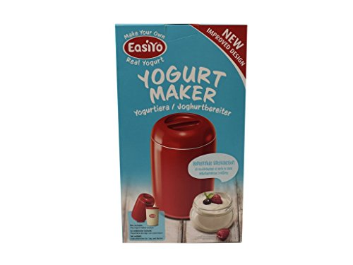EasiYo Manual Yoghurt Maker (Homemade Yogurt in 8 Hours)