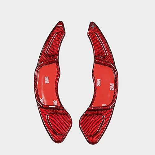 WZJFZPL , para VW Golf GTI R GTD GTE MK7 7 Polo GTI Scirocco 2014~2020 Metal Car Paddle Paddle Extiend Shafter Part Part