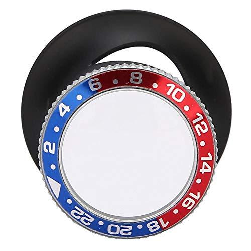 Garosa Jewelers Eye Loupe Loop Magnifier Lupa es para antigüedades Joyas y Relojes de reparación BBY 15x