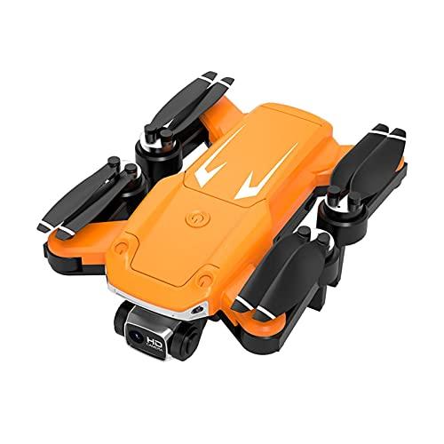 HJRBM Drone Pieghevole con Fotocamera UHD 4K per Adulti, Quadcopter GPS per Principianti, Motore brushless, Trasmissione FPV a 5 GHz, 2 batterie 60 Minuti di Tempo di Volo