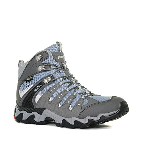 Meindl Ladies Respond Mid Boot Graphite/Sky 7