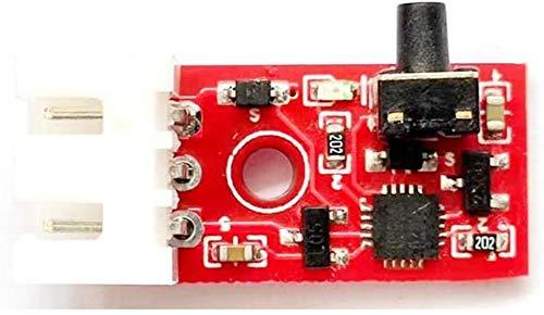 XHUENG FPV Goggles Fan Hub Módulo Controlador de Velocidad para Fatshark Dominator HD3 HDO Goggles Repuestos Accesorios Accesorios para cuadricópteros