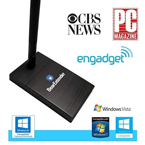 Bearifi BearExtender PC v3 USB WiFi Booster and Range Extender for...