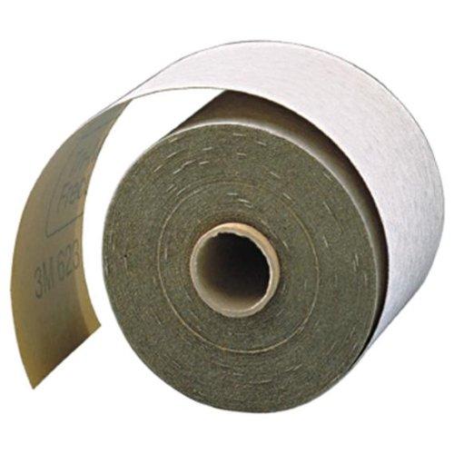 3M DEUTSCHLAND GMBH GC-8000- Schleifpapierrolle K.240 L.50m B.115mm Silicium-Carbid 618 3M