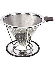 فلتر قهوة من الفولاذ المقاوم للصدأ من أينان 2019 Coffee Filter