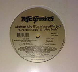 Ananda Project, The & Jaymz Nylon - Straight Magic / Afro Tech - Nite Grooves