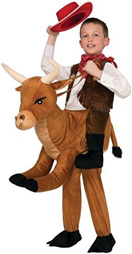 Forum Novelties Ride-A-Bull Costume, One Size