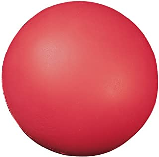 Champion Sports 7 Inch Coated High Density Foam Ball, Red