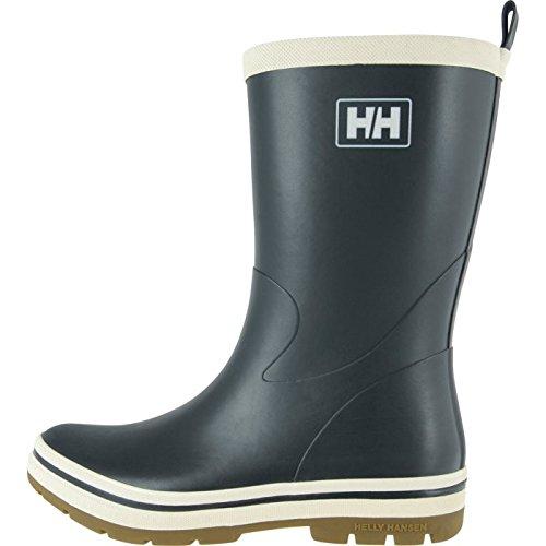 Helly Hansen Helly Hansen Herren Midsund 2 Gummistiefel, Blau (Navy/Offwhite/Gum 597), 47 EU