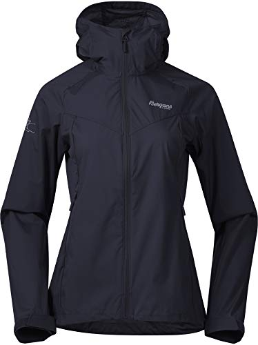Bergans Damen Microlight Jacke Softshelljacke Outdoorjacke