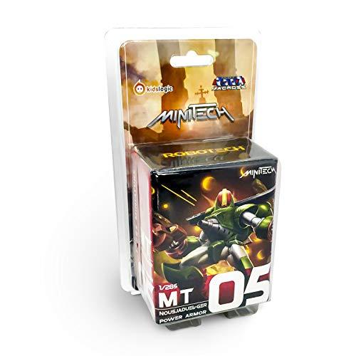 MT05 1/285 Robotech Macross Nousjaduel-Ger Power Armor