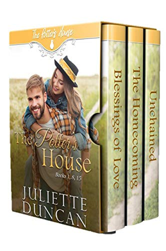 The Potter's House Books 1, 8, and 15 by [Juliette Duncan, Potter's House Books]