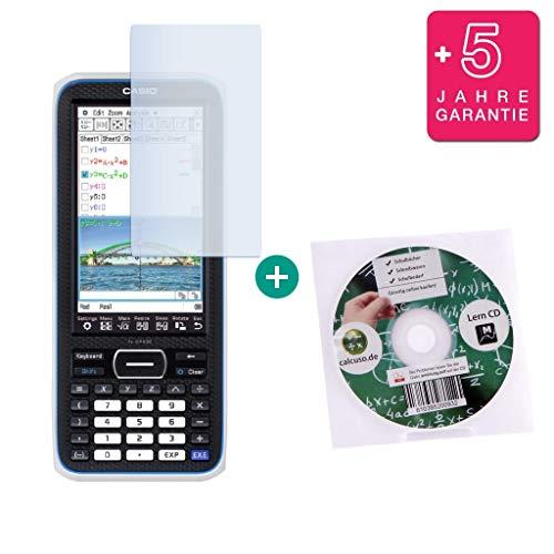 Casio Classpad II (FX-CP 400) + Erweiterte Garantie + Displayschutzfolie + Lern-CD (auf Deutsch)