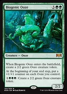 Magic: The Gathering - Biogenic Ooze (122/259) - Ravnica Allegiance