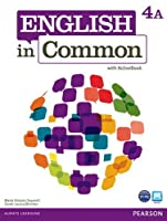 English in Common Level 4 Split Edition Student Book A and Workbook A with ActiveBook CD-ROM