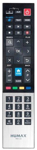 Fernbedienung für Humax Receiver iCord pro / neo RM-L02