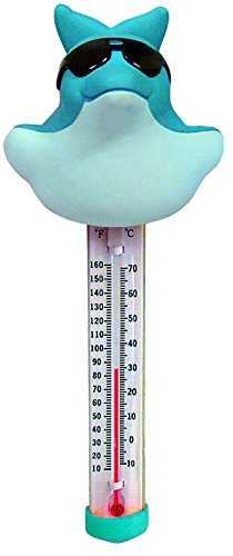 Steinbach Dolphin Schwimmthermometer, ca. 23 cm, 061325