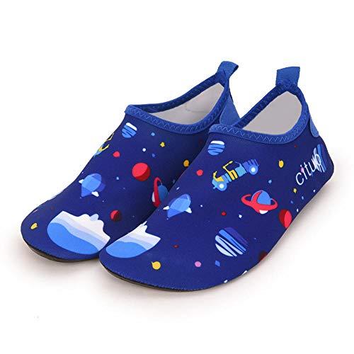 Zwemschoenen huidverzorging schoenen kinderstrandsokken mannen en vrouwen zwemschoenen antislip 36-37 Lege fantasie.