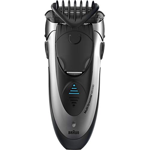 Braun MG5090 Men's Electric Shaver / Styler / Trimmer, 3-in-1 Ultimate...