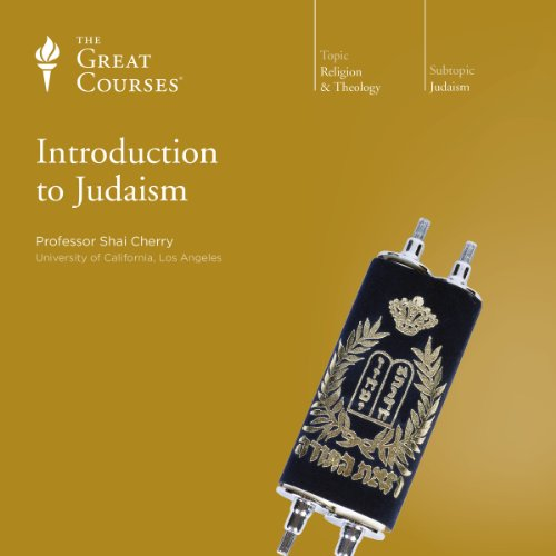 Introduction to Judaism audiobook cover art