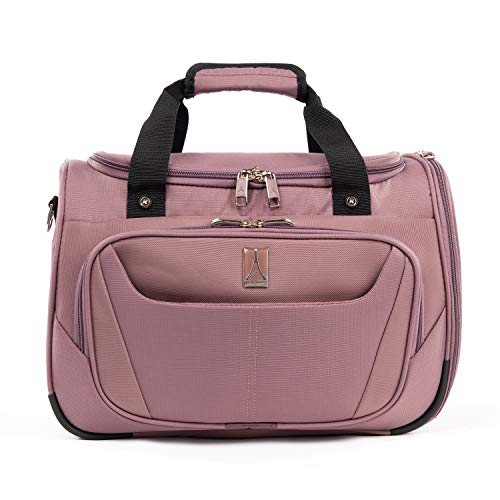 Travelpro Maxlite 5 Lightweight Underseat Carry-On Travel Tote Bag, Dusty Rose, 18-Inch
