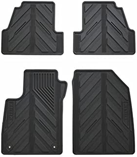 gm premium all weather floor mats