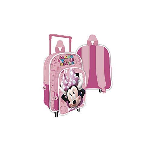 Arditex WD13199 Trolley da 24 x 36 x 12 cm di Disney-Minnie